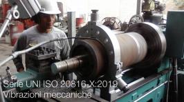 Serie norme UNI ISO 20816-X:2019 | Vibrazioni meccaniche