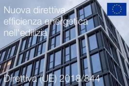Direttiva (UE) 2018/844