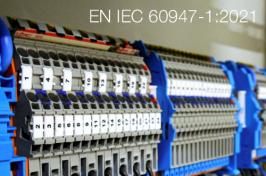 EN IEC 60947-1:2021 | Low-voltage switchgear and controlgear