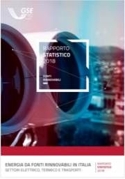 Rapporto statistico FER 2018 | GSE