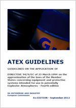 ATEX Guidelines Update: 12.2013