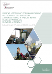 Elementi metodologici valutazione multisorgente esposizione inquinanti chimici