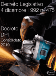 D.lgs 4 marzo 1992 n. 475 | Decreto DPI