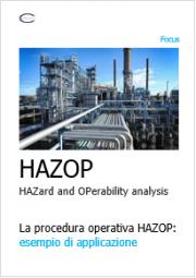 La procedura operativa HAZOP: esempio di applicazione