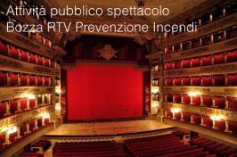 Bozza RTV Pubblico spettacolo