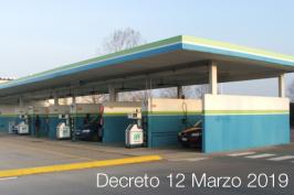 Decreto 12 Marzo 2019