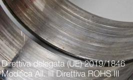 Direttiva delegata (UE) 2019/1846