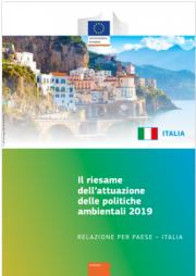 Italia e il riesame dell'attuazione delle politiche ambientali