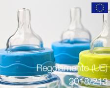 Regolamento (UE) 2018/213