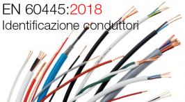 CEI EN 60445:2018 Identificazione conduttori