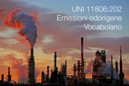 UNI 11806:2021- Emissioni odorigene Vocabolario