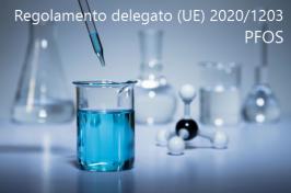 Regolamento delegato (UE) 2020/1203