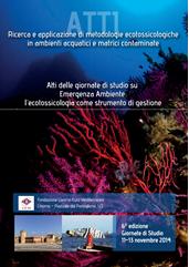 Ricerca e applicazioni di metodologie ecotossicologiche ambienti acquatici - ISPRA