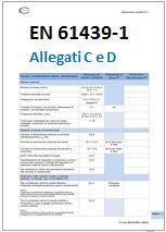 Quadri Elettrici: la nuova norma EN 61439-1:2009 Allegati C/D