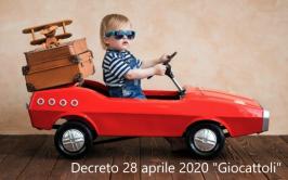Decreto 28 aprile 2020