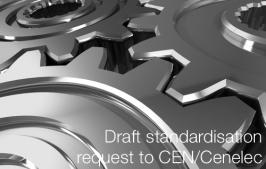 Draft standardisation request to CEN/Cenelec