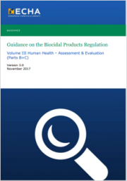 Guidance on the Biocidal Products Regulation Version 3.0 2017