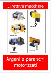 Guida identificazione argani e paranchi non conformi alla Direttiva macchine - FEM