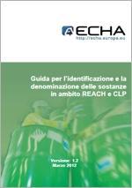Guida REACH e CLP - ITA 03.2012
