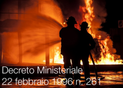 Decreto Ministeriale 22 febbraio 1996 n. 261