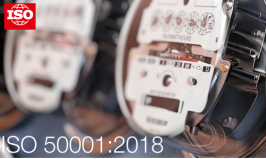ISO 50001:2018 | Gestione dell'energia