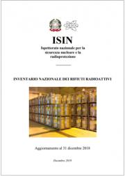 Inventario nazionale dei rifiuti radioattivi | Ed. 2020