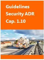Guidelines Security ADR Cap. 1.10