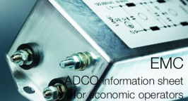 EMC ADCO information sheet for economic operators