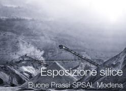 Esposizione silice: le Buone Prassi SPSAL Modena