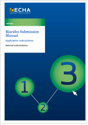 Biocides submission manual ECHA
