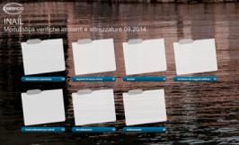 Modulistica Verifiche impianti e attrezzature - INAIL Agg. 09.2014