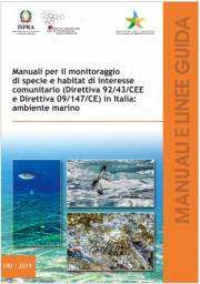 Manuali per il monitoraggio di specie e habitat di interesse comunitario