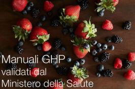 Manuali GHP validati dal Ministero