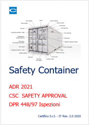 Safety container: ADR | CSC | Ispezioni
