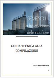 Inventario nazionale stabilimenti Seveso: Guida compilazione Notifica