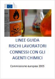 Linee guida VR chimico lavoro UE