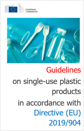 Guidelines on single-use plastic products in accordance with Directive (EU) 2019/904
