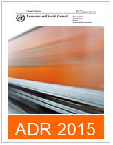 ADR 2015: al via