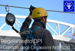 Regolamento DPI: I compiti degli Organismi notificati (RfU)