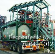 Regolamento (UE) n. 649/2012