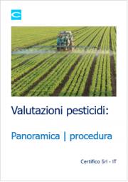 Valutazione pesticidi: panoramica e procedura