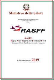 RASFF relazione annuale 2019