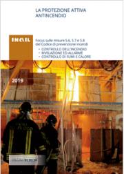 La protezione attiva antincendio