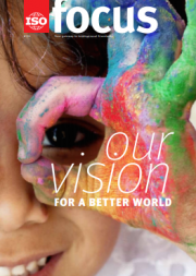 ISO Focus | Our vision for a better world
