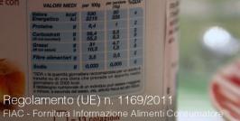 Regolamento (UE) n. 1169/2011