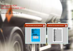 Consulente DG: Raccolta Quiz esame ADR 2017