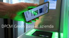 DPCM Green pass in azienda