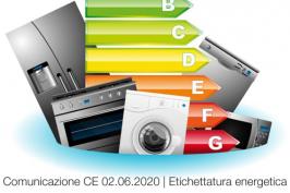 Comunicazione CE 02.06.2020 | Etichettatura energetica