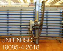 UNI EN ISO 19085-4:2018