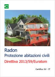 RADON: Direttiva 2013/59/EURATOM